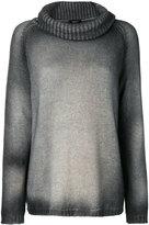 Avant Toi gradient effect jumper - women - Cashmere - M
