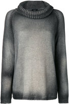 Avant Toi gradient effect jumper