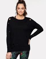 Lorna Jane Alexa Distressed Knit