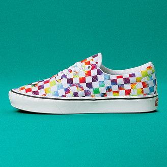 Vans Tie-Dye Checker ComfyCush Era