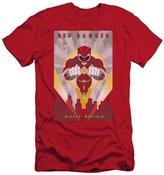 Power Rangers Mens Deco Slim Fit T-Shirt