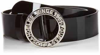 GUESS Women's Logo Buckle Belt
