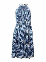 Calvin Klein Women's Halter Neck Dress