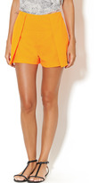 Rehab Neon Orange Shorts