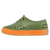 Child Native Shoes - Miller Juice Green/Foxtail Orange