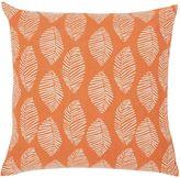 Linea Modern leaf cushion