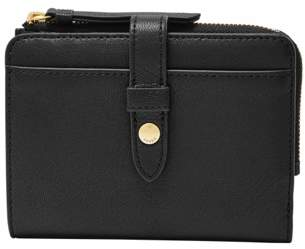 Fossil Fiona Multifunction Wallet Black