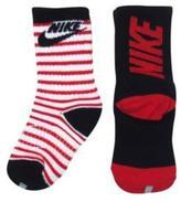 Nike Boys Crew Socks 2-Pack
