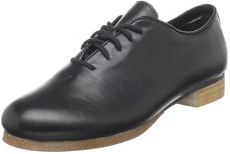 Dance Class Women's PCM201 Full Sole Jazz/Clogging Oxford
