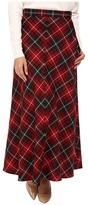 Pendleton Petite Fireside Skirt