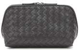 Bottega Veneta Intrecciato Leather Cosmetic Case