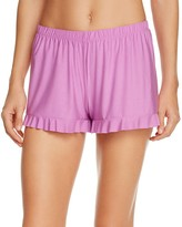 Commando Butter Ruffle Shorts