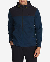Eddie Bauer Men's Firelight Hybrid Full-Zip Hoodie II
