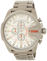 Diesel Men&s Mega Chief Chronograph Bracelet Watch