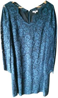 Claudie Pierlot FW18 Blue Lace Dress for Women