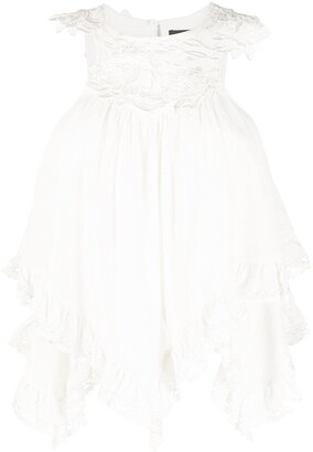 Isabel Marant Ruffle Trimmed Blouse