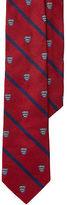 Polo Ralph Lauren Silk Striped Lion Club Tie