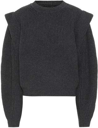 Isabel Marant Bolton cashmere and wool sweater