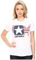 Converse Archive Box Star Crew Short Sleeve Tee