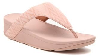 FitFlop Lottie Wedge Sandal