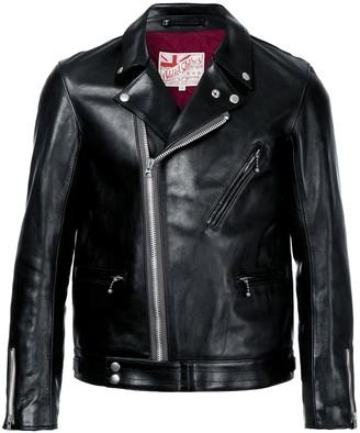 Addict Clothes Japan Vintage Style Biker Jacket
