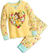 Disney Belle Floral PJ PALS for Girls