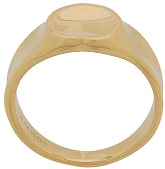 Maria Black Peach ring