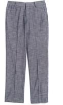 Nordstrom Chambray Slim Fit Pants (Little Boys & Big Boys)