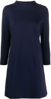 Semi-Couture Semicouture long-sleeve mini dress
