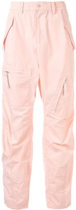 Yoshio Kubo Slim-Fit Cargo Pants