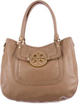 Tory Burch Amanda Leather Shoulder Bag