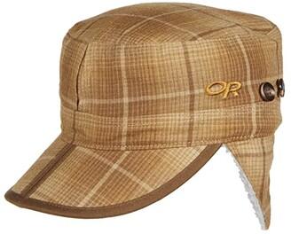 Outdoor Research Yukon Cap (Carob Plaid) Caps