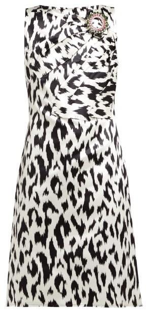 dccdd642cb6d Calvin Klein Leopard Print - ShopStyle