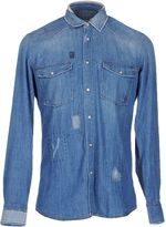 M.Grifoni Denim Denim shirts