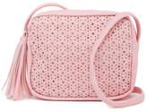 Capelli of New York Star Tassel Crossbody Bag