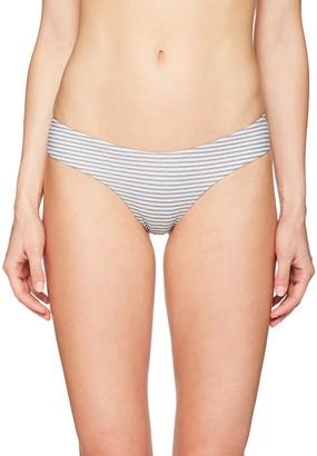Eberjey Women's Sea Stripe Coco Bikini Bottom