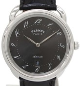 Hermes AR7.710 Stainless Steel Automatic 41mm Mens Watch