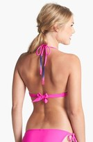 Bikini Lab The Bikini Lab Fringed Bikini Top