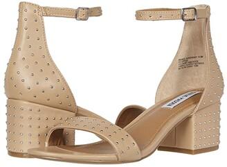 Steve Madden Irenee-S Heeled Sandal (Blush) Women's Shoes