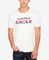 Lucky Brand Men's Goodyear Eagle Logo Cotton T-Shirt