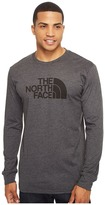 The North Face Long Sleeve Half Dome Tee Men's T Shirt