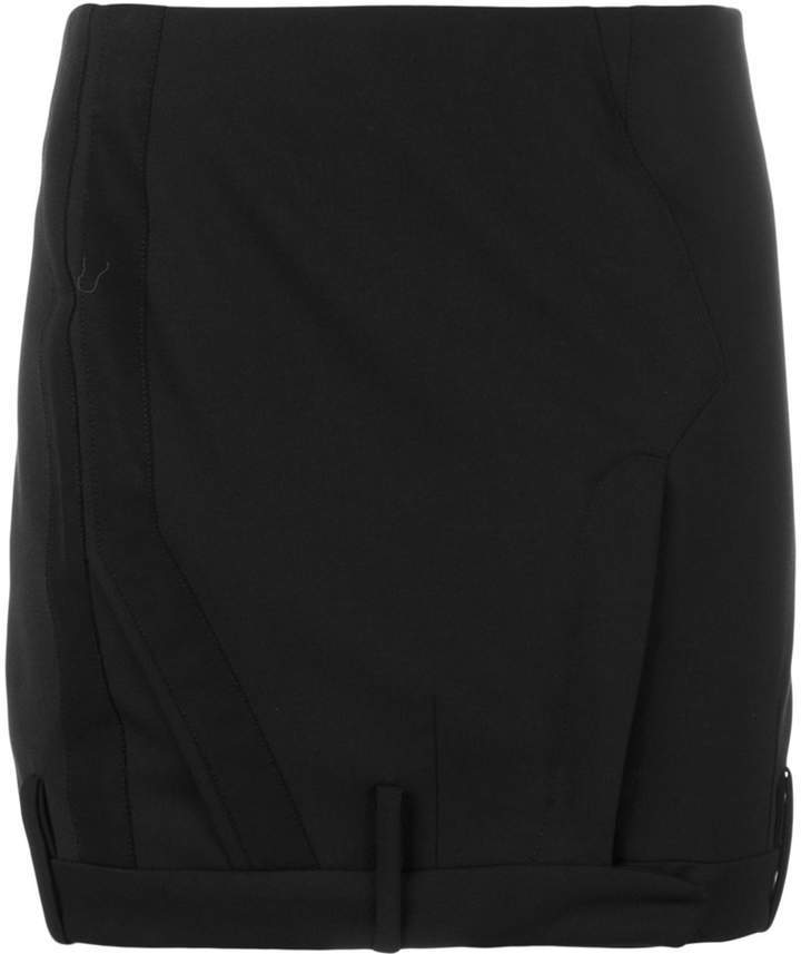 A.F.Vandevorst tailored mini skirt