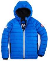 Canada Goose Boys' Sherwood Hooded Puffer Jacket