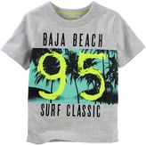 "Osh Kosh Boys 4-8 Baja 95 Surf Classic"" Graphic Tee"