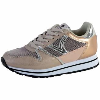 Victoria Unisex_Adult COMETA REJILLA/Metal Sneaker