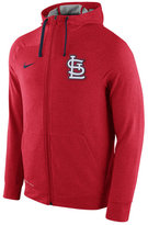 Nike Men's St. Louis Cardinals Dri-FIT Touch Full-Zip Hoodie