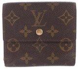Louis Vuitton Porte-Monnaie Billets Carte Crédit
