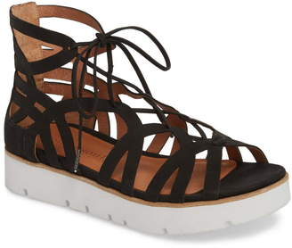 Kenneth Cole Gentle Souls By Larina Lace-Up Sandal