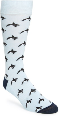 Nordstrom Orca Cushion Socks