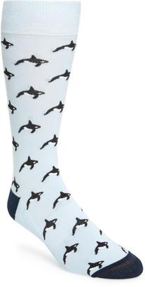 Nordstrom Orca Cushion Socks